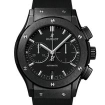 Hublot Classic Fusion Chronograph new 2021 Automatic Chronograph Watch with original box and original papers 521.CM.1171.RX