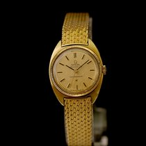Omega Constellation Ladies Yellow gold 25mm Gold No numerals