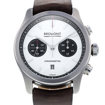 Bremont Steel 43mm Automatic ALT1-C/WH-BK new United States of America, New Jersey, River Edge