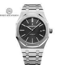 Audemars Piguet 15400st.oo.1220st.01 Acier 2018 Royal Oak Selfwinding 41mm occasion