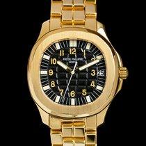 Patek Philippe 5065J-001 Yellow gold 2000 Aquanaut 38mm pre-owned