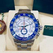Rolex Yacht-Master II occasion 44mm Acier