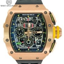 Richard Mille RM11-03 RG Rose gold 2017 RM 011 pre-owned United States of America, New York, New York