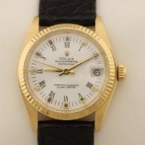 Rolex 6824 Or jaune 1978 Datejust 30mm occasion