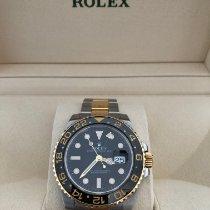 Rolex GMT-Master II Acero y oro 40mm Negro Sin cifras España, Madrid