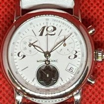 Montblanc Star Steel 32mm White Arabic numerals United States of America, California, Upland