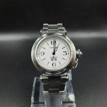 Cartier Pasha C Acero 35mm Blanco México, Los Mochis
