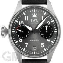 IWC Stahl 46.2mm Automatik IW501012 gebraucht