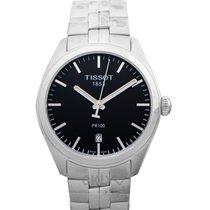 天梭 PR 100 全新 2020 石英 带有原装包装盒和原始证书的手表 T101.410.11.051.00