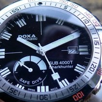 Doxa Stahl 47mm Automatik 875.10.101.10 neu