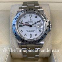 Rolex Explorer II Steel 40mm White No numerals United States of America, Texas, Dallas