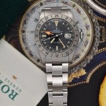 Rolex 1655 Steel 1981 Explorer II 40mm pre-owned United States of America, Arizona, Scottsdale