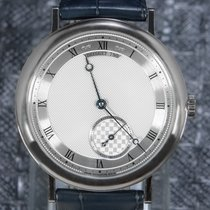 Breguet White gold 40mm Automatic 5140BB/12/9W6 pre-owned