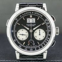 A. Lange & Söhne Platinum 41mm Manual winding 405.035 pre-owned United States of America, Massachusetts, Boston