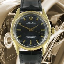 Rolex 6565 Oro amarillo 1956 Oyster Perpetual 34.5mm usados