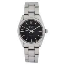 Rolex Air King Precision Steel 34mm Black No numerals United States of America, Florida, Surfside