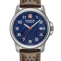Swiss Military Hanowa Swiss Soldier Prime Acero 39mm Azul