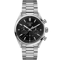 TAG Heuer Steel 42mm Automatic CBN2010.BA0642 new