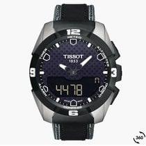 Tissot T-Touch Expert Solar Titan 45mm Schwarz Arabisch