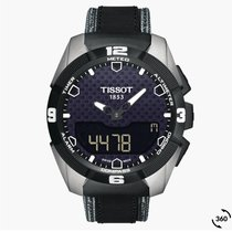 Tissot T-Touch Expert Solar Titan 45mm Crn Arapski brojevi