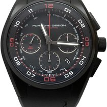 Porsche Design Dashboard Titanium 44mm Black Arabic numerals United States of America, Florida, Naples