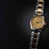 Rolex 68273 Or/Acier 1983 Lady-Datejust 31mm occasion