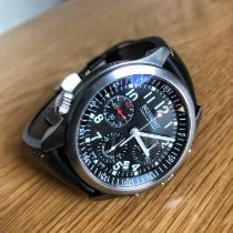 Bremont ALT1-P Pilot Steel 43mm Black United Kingdom, Halifax
