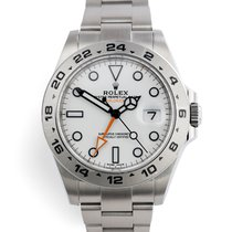 Rolex Explorer II 216570 Steel 42mm Automatic