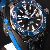TAG Heuer Aquaracer 300M Acero 41mm Azul Sin cifras España, Alcoy