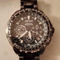 Citizen Promaster Sky Titanium 45mm Black No numerals