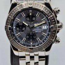 Breitling Chronomat Evolution Acero 44mm Gris Sin cifras