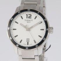 Tissot Quickster nuevo Cuarzo Reloj con estuche original T095.410.11.037.00
