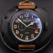 Zenith Pilot Type 20 GMT Titanium 48mm Black United States of America, California, Huntington Beach