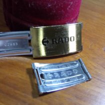 Rado Parts/Accessories Men's watch/Unisex pre-owned Diastar