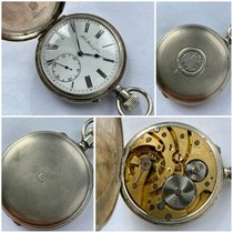 H.Moser & Cie. Reloj usados 1903 Plata 53mmmm Romanos Cuerda manual Solo el reloj