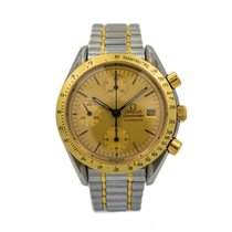 Omega Speedmaster Date Gold/Steel 39mm United States of America, Florida, Hallandale Beach