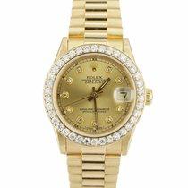 Rolex Datejust Yellow gold 31mm Champagne United States of America, New York, Massapequa Park