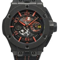Hublot Big Bang Ferrari Carbone 45mm Transparent Arabes France, Lyon