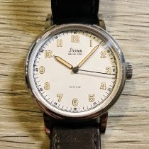 Stowa Steel 37mmmm Manual winding pre-owned United States of America, Texas, San Antonio