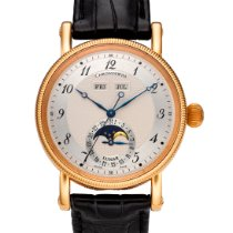Chronoswiss Lunar Rose gold 38mm Silver United States of America, New York, New York