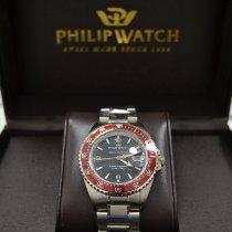 Philip Watch Philip Watch Sealion R8253209002 New Steel Quartz