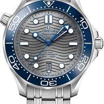 Omega Seamaster Diver 300 M 210.32.42.20.06.001 Unworn Steel 42mm Automatic