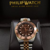Philip Watch Caribe Acero