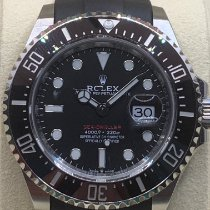 Rolex Sea-Dweller Steel 43mm Black No numerals United States of America, Florida, West Palm Beach