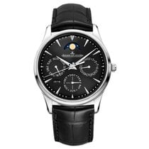 Jaeger-LeCoultre Master Ultra Thin Perpetual Steel 39mm Black United States of America, Florida, Sunny Isles Beach