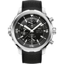 IWC Aquatimer Chronograph nuevo 2020 Automático Cronógrafo Reloj con estuche y documentos originales IW376803