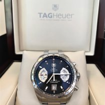 TAG Heuer Grand Carrera CAV511A.BA0902 Хорошее Сталь 43mm Автоподзавод