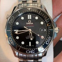 Omega 212.30.41.20.01.003 Steel Seamaster Diver 300 M 41mm pre-owned United States of America, Michigan, Livonia