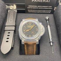 Panerai Staal 47mm Handopwind PAM 00423 nieuw