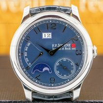 F.P.Journe Platinum Automatic Blue pre-owned Octa